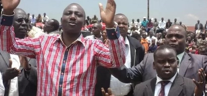 Jubilee Invites CORD To Join William Ruto, Joshua Sang ICC Prayers