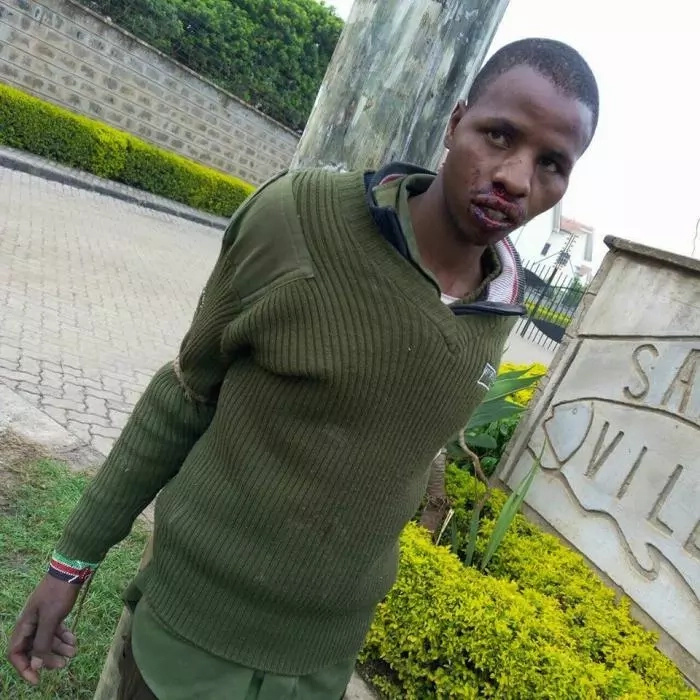 Security guard busted stealing after owner lays trap (Photos)