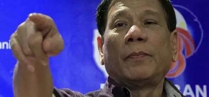 Duterte:  P3M reward for drug lords, dead or alive