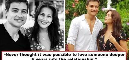 Haba ng hair niya! Iza Calzado and Ben Wintle celebrate 6th anniversary, 'Never thought it was possible'
