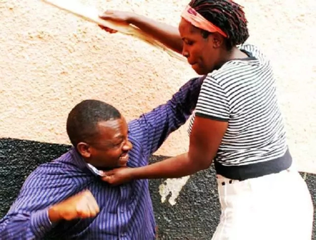 Kiambu man narrates how his wife beat him like a mburukenge and abandoned him and their four kids