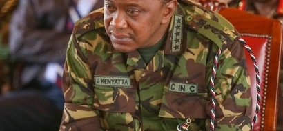 Uhuru Accused Of Snubbing Wounded KDF For By-Election Expectant Malindi