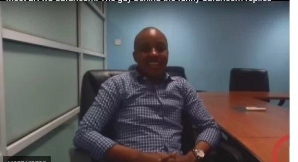 Meet ER, the man behind Safaricom's cheeky replies on Facebook