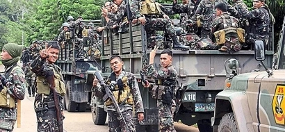 PH gov't sends 5,000 soldiers in Sulu
