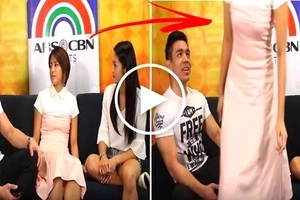 Watch Gretchen Ho walk out of an interview when asked about her love life! That ending was unexpected!