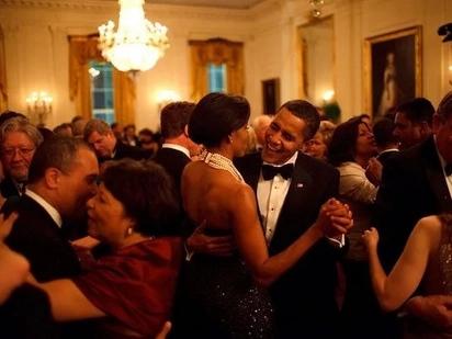 Ujumbe mtamu wa Barack Obama kwa Michelle akiadhimisha miaka 54