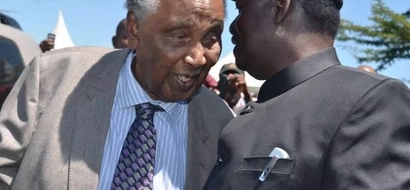 Uhuru, Raila's emotional tributes to fallen Maasai leader, Ole Ntimama