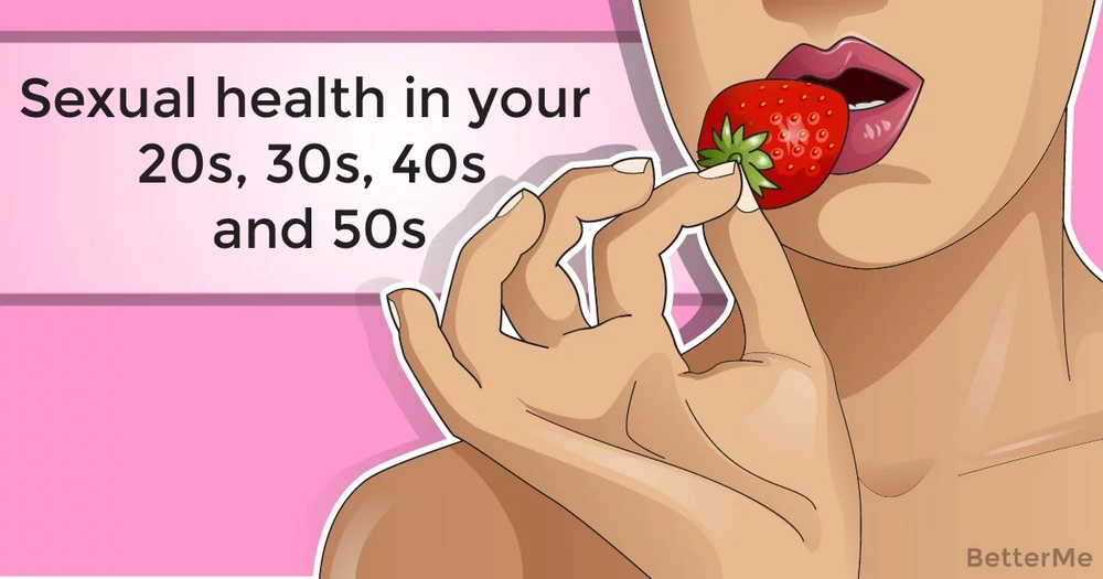 Sexual health in your 20s, 30s, 40s and 50s