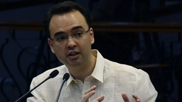 Cayetano as Senate president; why him?