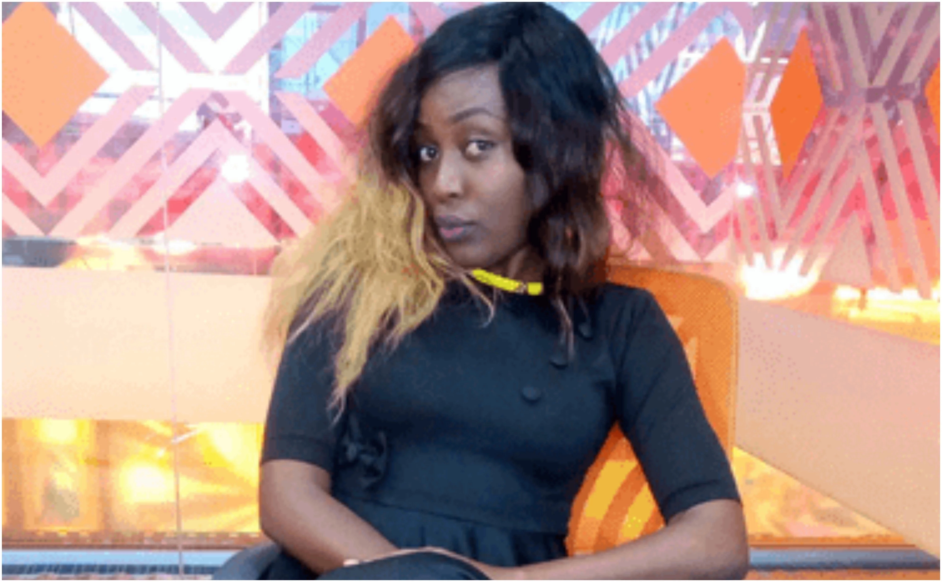 Like Awinja, Auntie Boss actress Shiru is a total slayer away from the cameras (PHOTOS)