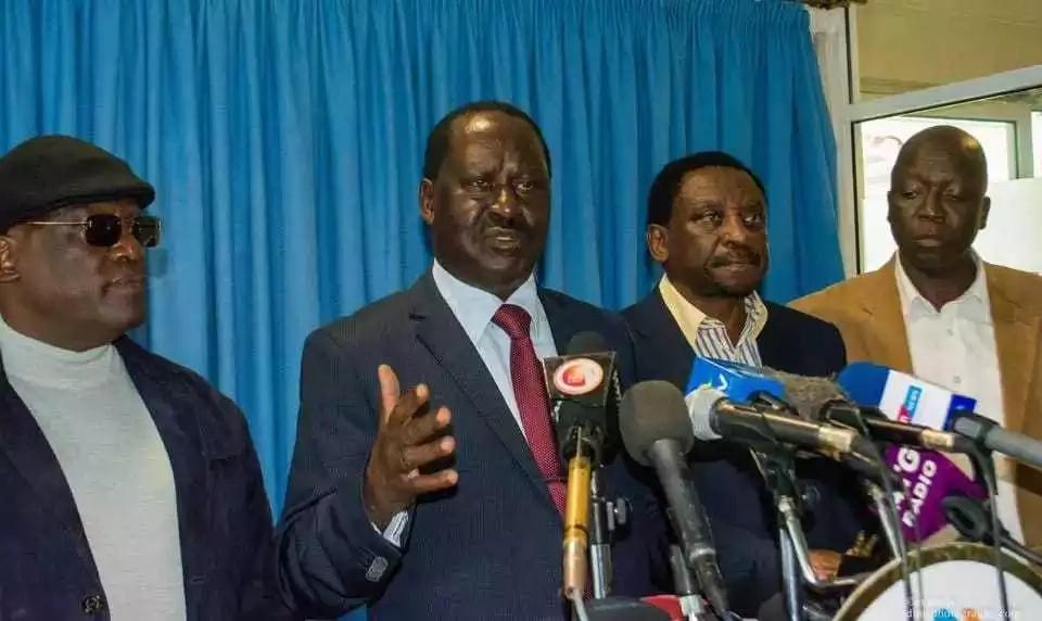 Raila amkabili Uhuru tena kuhusiana na BEI ghali ya UNGA wa mahindi