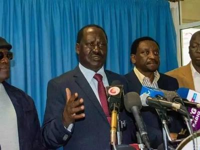 Baada ya Kalonzo na Muthama kutofautiana, Raila amualika Muthama kwake Karen