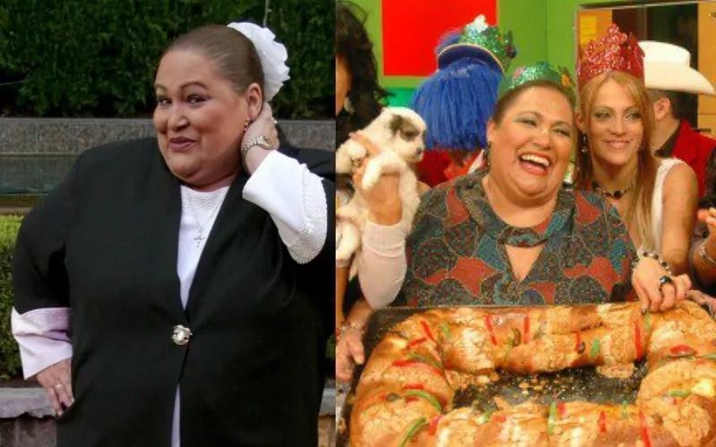 Murió la actriz Dolores Salomón conocida como La Bodoquito