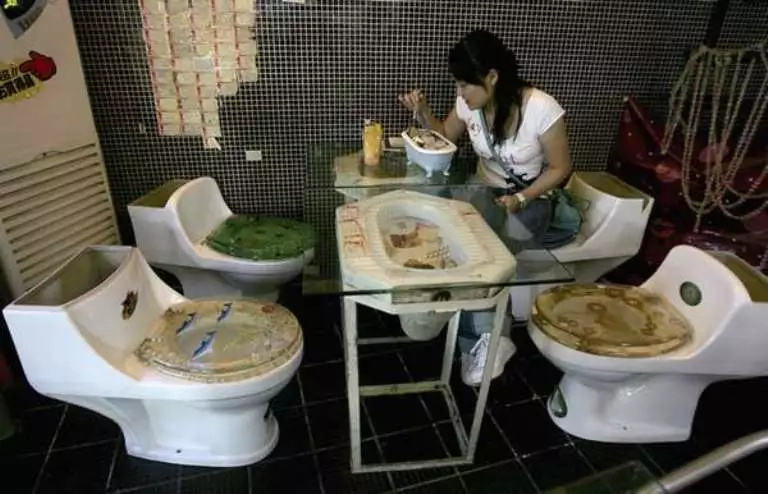 Bizarre Restaurants take dining to the next level!