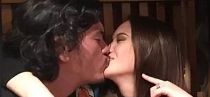 Buking! Controversial photo of Ellen Adarna and Baste Duterte intimately kissing leaks on Instagram