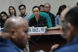 Grace Poe describes Bato as 'trustworthy, sincere;' FIND OUT why
