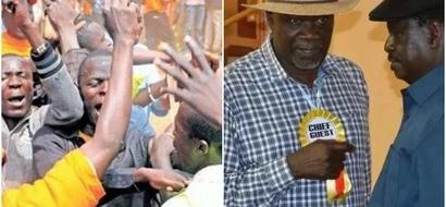 Gavana asimulia jinsi picha ya Raila ilimfanyia maajabu alipokuwa mgonjwa
