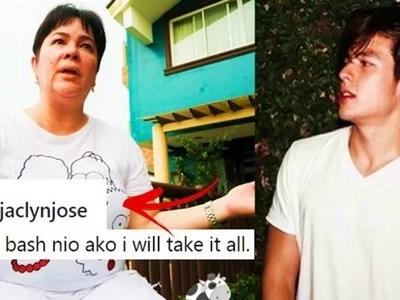 Palaban talaga siya! Jaclyn Jose fires back against netizens who bashed her for slamming Jake Ejercito: 'Papatulan ko na kayo'