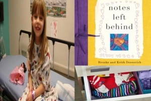 6-year-old died of rare disease then parents found heart-breaking notes she left behind