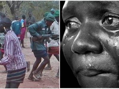 Video ya kuhuzunisha vijana wa Kipokot wakipewa mafunzo ya kuvamia majirani!