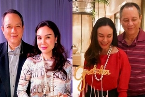 Ikaw na! This is how Gretchen Barretto is treated like a queen by her husband