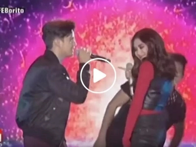 May chemistry! Sarah Geronimo and James Reid rock the ASAP stage with their steamy performance of 'Fake Love'