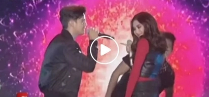 Sarah Geronimo and James Reid sizzle on ASAP with their performance of 'Fake Love'