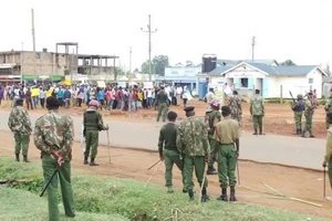After GSU officers terrorised residents of Mumias, here is why police are offering half a million