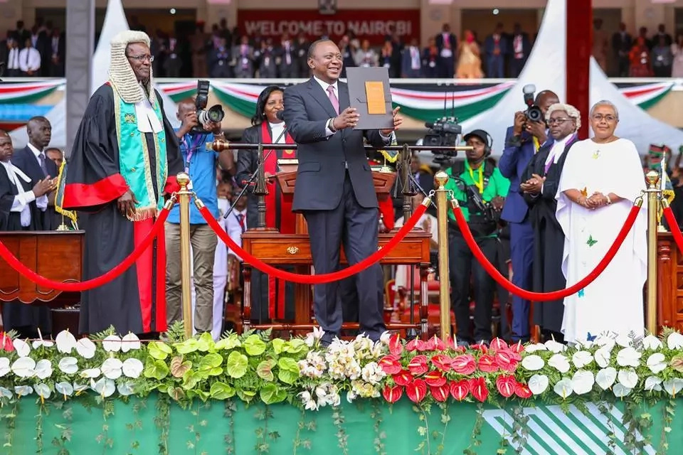 Uhuru reveals he has initiated talks with Raila to heal the nation