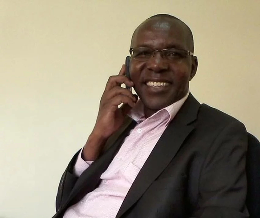 Top names mourn the late Waweru Mburu