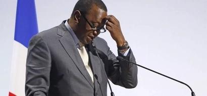 After Kenyans attacked him for 'ENJOYING HIMSELF' at State House as Kenyans die, Uhuru makes major move