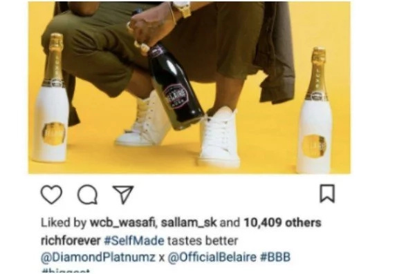 American singer Rick Ross deletes all photos of Diamond Platinumz from his Instagram