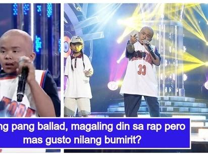 TNT boys, ginulat ang manonood sa kanilang pag-rap, ngunit mas gustong gumaya ng 'girl group' sa YFSFK