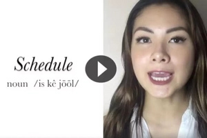This Pinay online personality just made a tutorial on our commonly mispronounced words and it's funny as hell