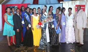 See photos of the newly crowned Miss Machakos County 2016