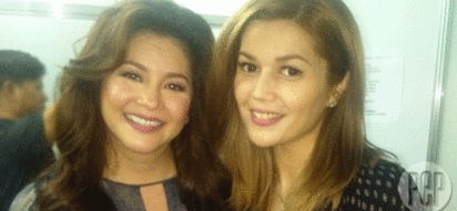 Why Mikee Cojuangco is missing during Donna Cruz and Regine Velasquez's reunion