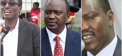 Hours after DP Ruto was denied by Buzeki, Uhuru now meets with leaders in the rift