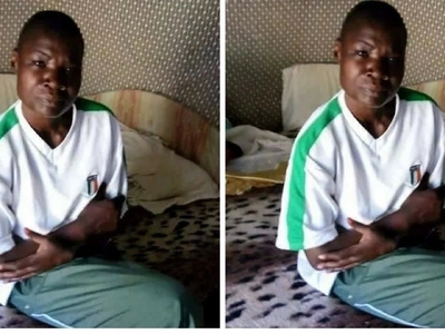 Congestina Achieng in critical condition after being admitted to hospital