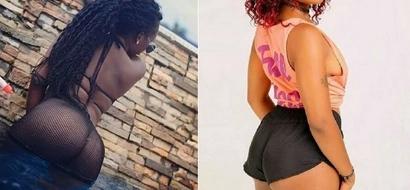 Seneta huyu wa CORD ammezea mate mwanamke aliye na makalio makubwa (PICHA)
