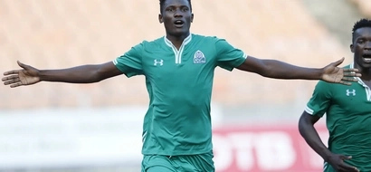 Watch beautiful goal Michael Olunga netted for Swedish club