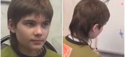 Genius or crazed?! 20-year-old man claims he lived on Mars before he was reborn on Earth