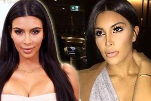 Check out this gorgeous woman that looks just like Kim Kardashian PHOTOS