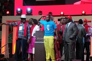 Mwanasiasa aliyemsaidia Rais Uhuru kuingia mamlakani azungumza baada ya kujiunga na Raila