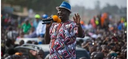 Wafuasi wa Raila wamshtumu vikali aliyemrekodi akiwa mlevi na kusambaza video hiyo mtandaoni