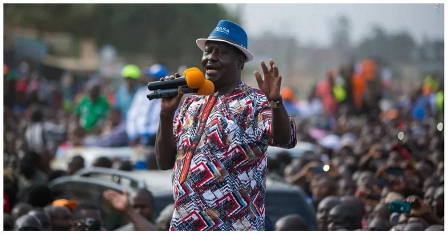 Kinara wa NASA Raila Odinga hataki mazungumzo tena!