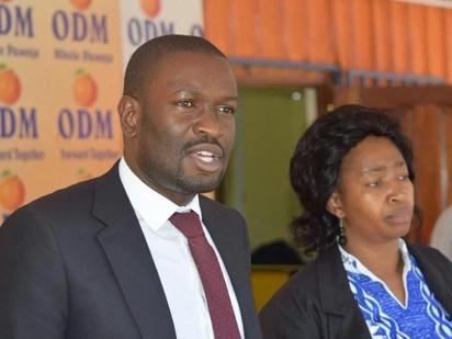 Uhuru anafaa kuwajibika kutokana na wizi unaoendelea nchini-ODM