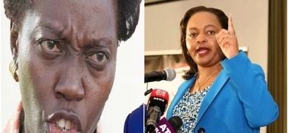 Waiguru 'EXPOSES' Martha Karua's DARK past