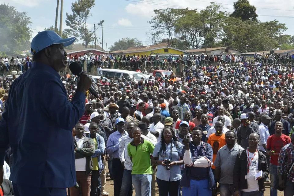 CORD plans to bring down IEBC