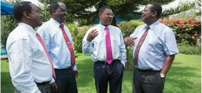 Major fall-out looms in NASA as Odinga skips summit after holding talks with Uhuru