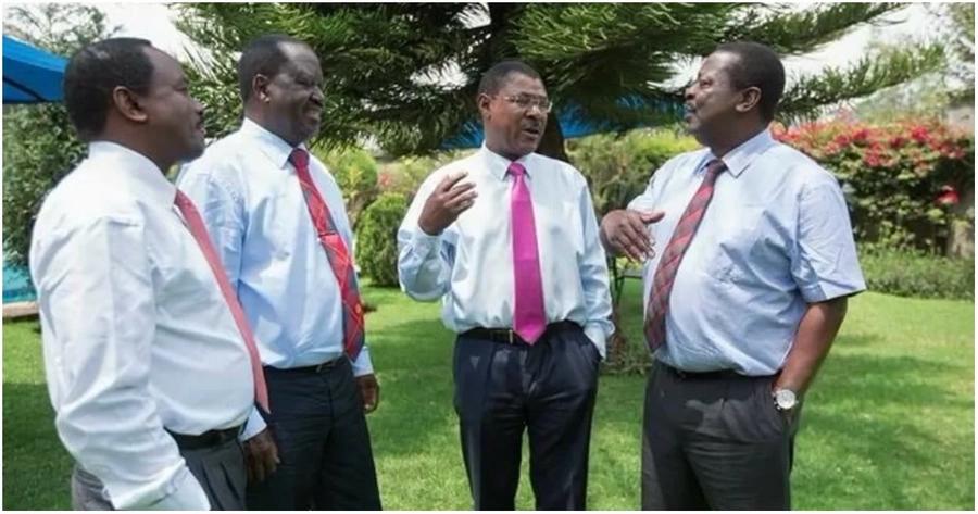 Raila hana habari kuhusu mkutano na vinara wengine katika NASA – ODM